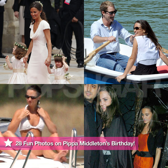 Happy Birthday to Pippa Middleton — See 28 of Her Most Fun Photos!