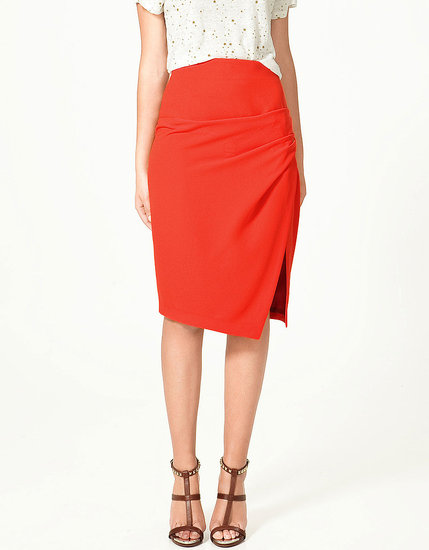 Zara Slit Skirt ($80)