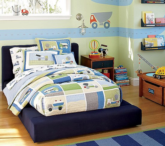 Toddler Platform Bed