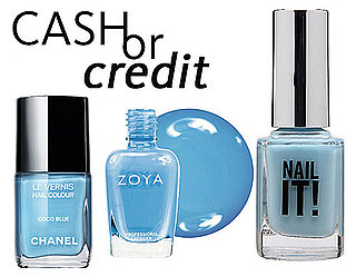 Baby Blue Nail Polishes on every Budget