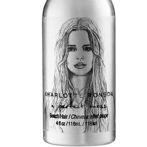 Charlotte Ronson's A Perfect Mess Styling Spray Review