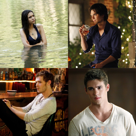 See Even More Photos From The Vampire Diaries Season Three!