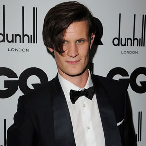 Matt Smith Most Stylish Man GQ Awards Photo