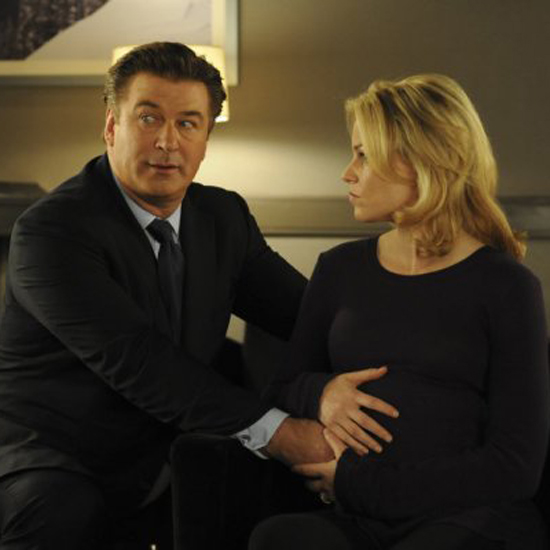 Jack Donaghy and Avery Jessup