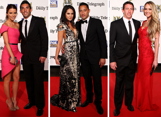 2011 Dally M Awards: The Rugby League WAGs Go Glam