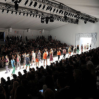 Runway Live Stream For Spring 2012 NYFW