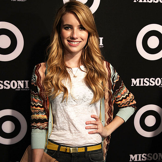 Celebrities Wear Missoni at the Missoni For Target Pop-Up Store in NYC