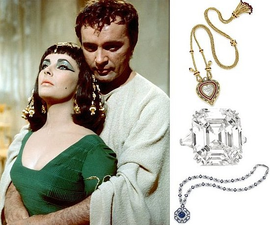 The Love Stories Behind Elizabeth Taylor's Jewels