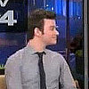 Chris Colfer Tells Jay Leno He&#039;ll be on Glee Season Four