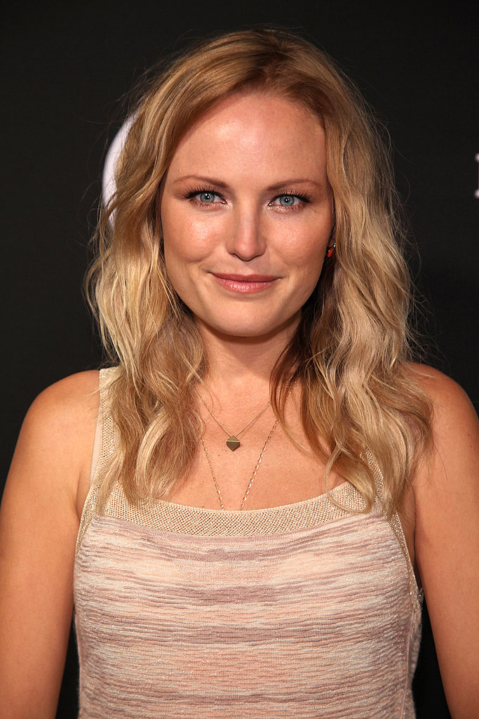 Malin Akerman went to the Missoni for Target party in NYC.