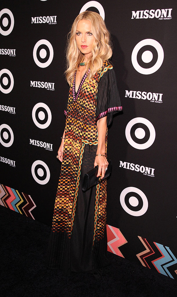 Rachel Zoe in Missoni for Target.