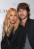 Rachel Zoe and Rodger Berman took a couple's photo.