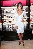 Alessandra Ambrosio in white.