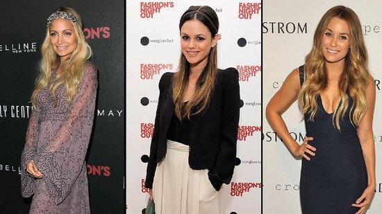 Video: Nicole Richie Celebrates Fashion's Night Out With Fellow Stylish Stars Rachel Bilson and Lauren Conrad!