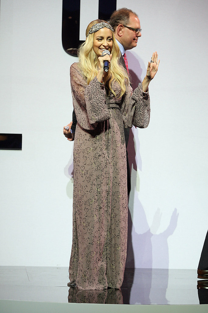 Nicole Richie at FNO in LA.
