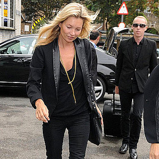 Kate Moss Pictures Out Shopping in London