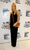 Gwyneth Paltrow at Fashion's Night Out in London at Coach store.