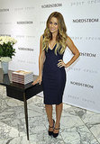 Lauren Conrad Makes a Sexy Stop to Promote Paper Crown and FNO