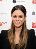 Rachel Bilson was all smiles on Fashion's Night Out.