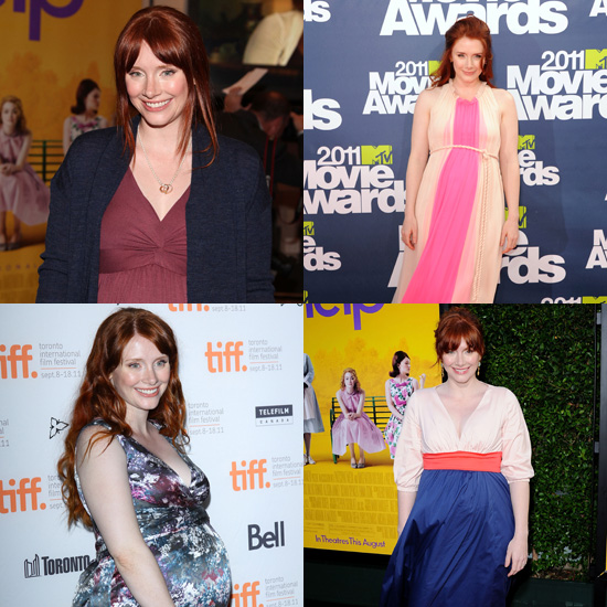 Bryce Dallas Howard Maternity Style