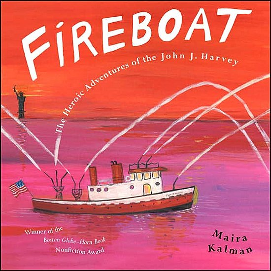 Fireboat ($7)