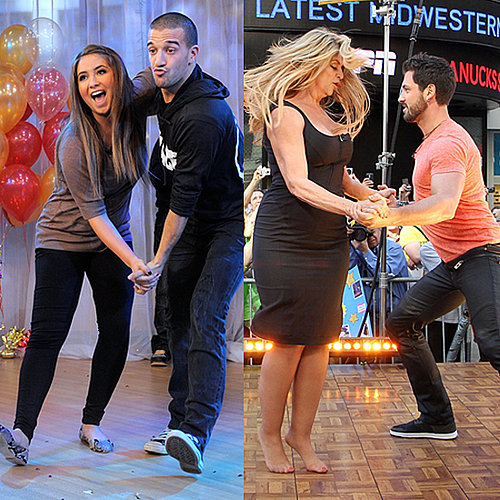How Dancing With the Stars Got These Celebs Healthy and Fit
