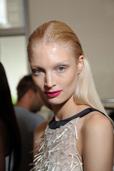 Go Backstage at Prabal Gurung With Behind-the-Scenes Photos
