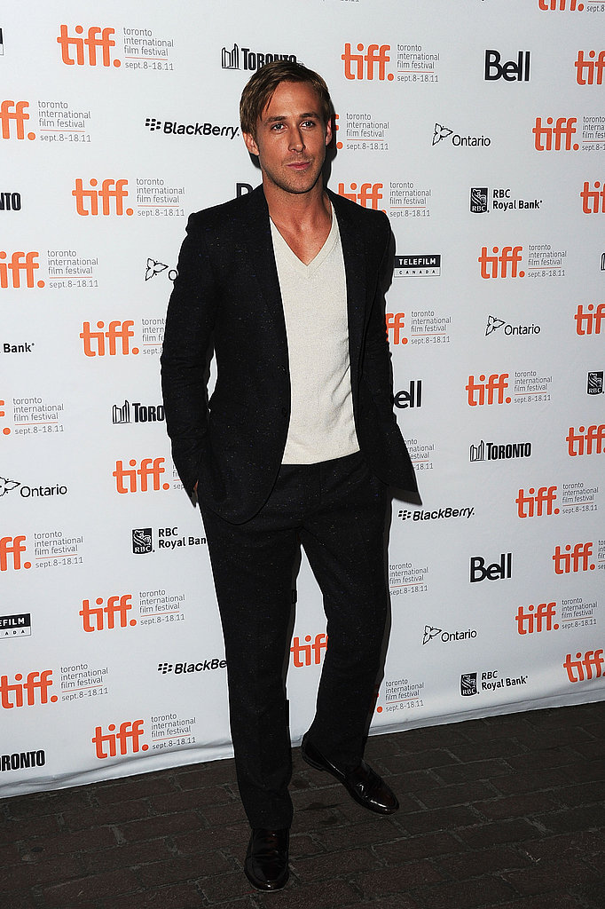Ryan Gosling attended his second Toronto premiere this week.