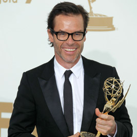 Guy Pearce 2011 Emmy Award Press Room Quotes About Kate Winslet Sex Scenes