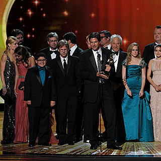 Modern Family Wins Emmy For Best Comedy Series 2011