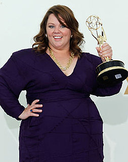 Melissa McCarthy Emmy Awards Press Room Quotes
