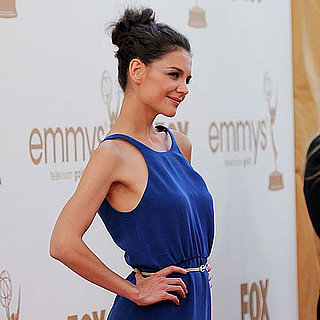 Katie Holmes Emmys 2011 Red Carpet Pictures