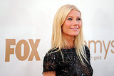 Gwyneth Paltrow Shows Her Abs on the Emmys Red Carpet