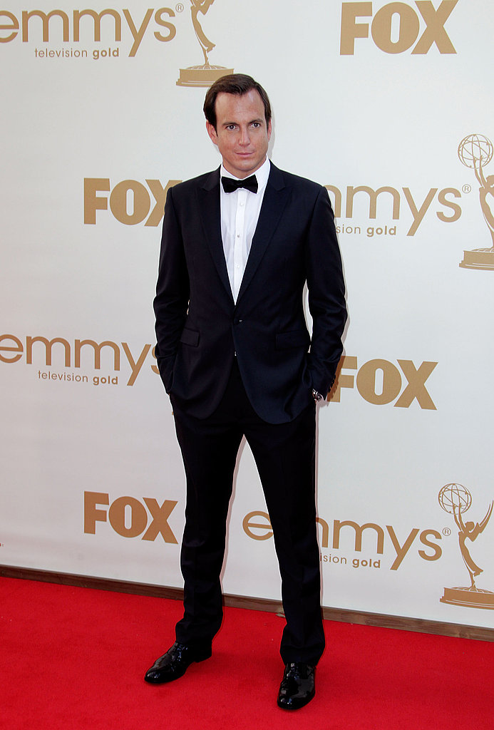 Will Arnett in a tux.