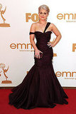 Kelly Osbourne at the Emmys.