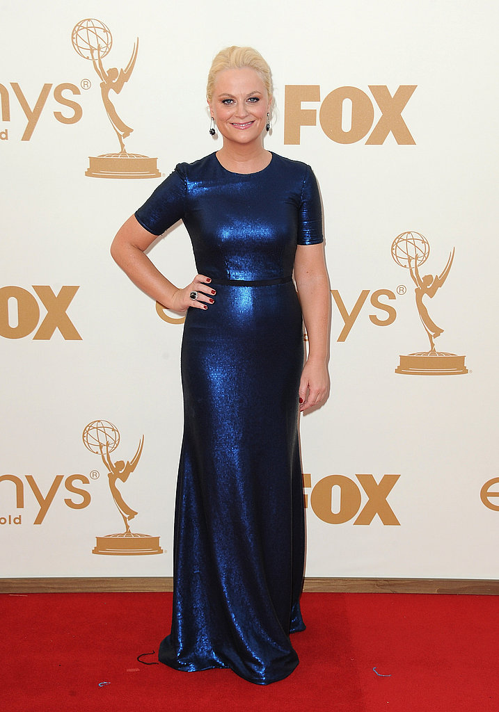 Amy Poehler in Peter Som.