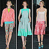 Jonathan Saunders Spring 2012 Runway