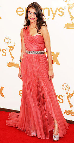 Sarah Hyland(2011 Emmy Awards)