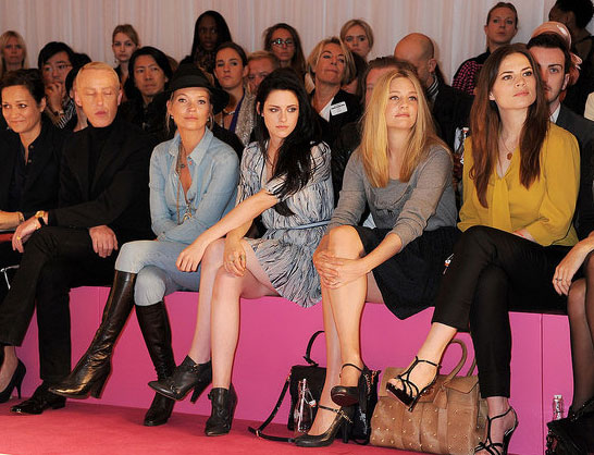 Mulberry: James Brown, Kate Moss, Kristen Stewart and Romola Garai
