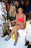 Diana Vickers and Dionne Bromfield