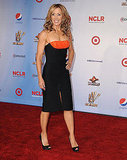 Felicity Huffman at the ALMA Awards.