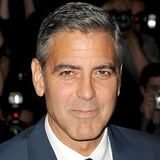 George Clooney With Stacy Keibler at Toronto International Film Festival (Video)