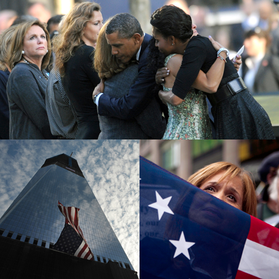 NYC Remembers 9/11 Tragedy on 10-Year Anniversary