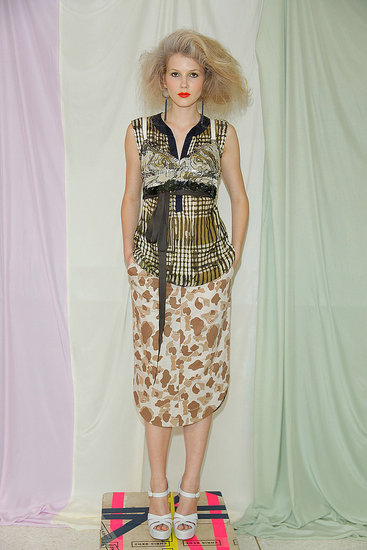 Chris Benz Spring 2012