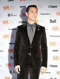 Joseph Gordon-Levitt attended the Toronto Film Festival.