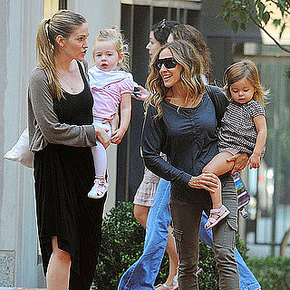 Sarah Jessica Parker Pictures With Marion and Tabitha