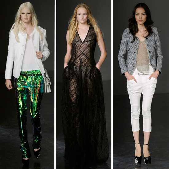 Theyskens&#039; Theory: Spring 2012