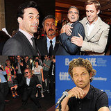 Boys Will Be Boys: Toronto Film Fest Hotties Clown Around