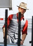 Ryan Gosling in a fedora.