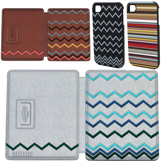 Missoni For Target Tech Accessories: Grab 'Em While You Can!